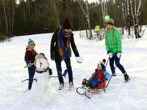 5 Things to Do With Your Family During March Break