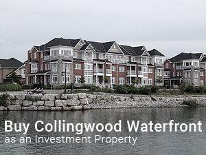 Buying Waterfront Investment Real Estate in Collingwood