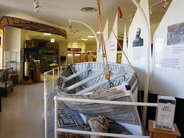 Visit for a day at the Collingwood Museum