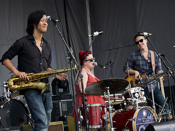 The Wasaga Beach Blues Festival