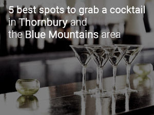 Hot Spots in the Blue Mountain and Thornbury