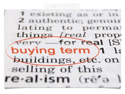 Buying Collingwood Real Estate Terms