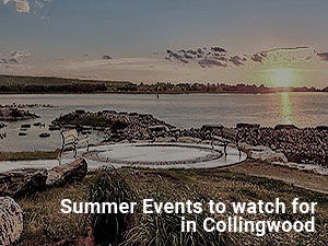 Collingwood Summer Events