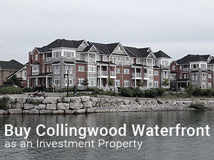 Collingwood Waterfront Investment Properties