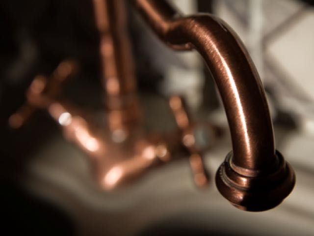 Replacing Stainless Steel with Copper and Brass