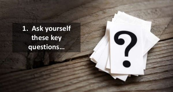 Ask yourself these key questions before your buy