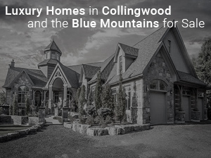 Collingwood Luxury Homes for Sale