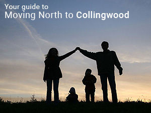Moving North to Collingwood Ontario
