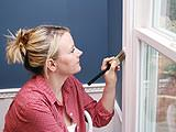 Give your baseboards a fresh coat of paint